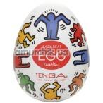 Мастурбатор Tenga Egg Keith Haring Dance Денс - Фото №1