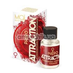 Эссенция феромонов Phero Attraction Pheromones Feminino для женщин, 7 мл - Фото №1