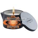 Свеча для массажа Kama Sutra Ignite Tropical Mango - тропический манго, 170 мл - Фото №1