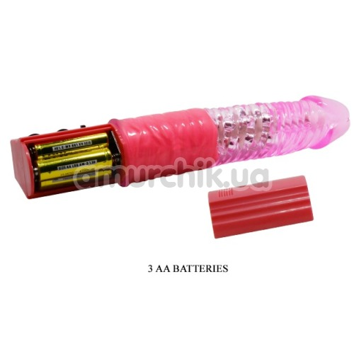 Вибратор Christina Love Bird Vibrator, розовый