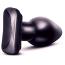 Анальная пробка Anal Adventures XL Plug, черная - Фото №2
