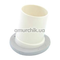 Смягчающая площадка для гидропомпы Bathmate X40 Hydromax 9 Long Insert, белая - Фото №1