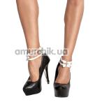 Украшения для ног Me-Seduce SO 03, белые - Фото №1