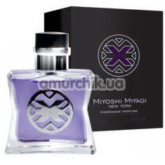 Духи с феромонами Miyoshi Miyagi New York для мужчин, 80 мл - Фото №1