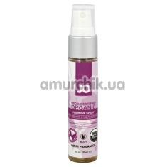 Спрей для интимной гигиены JO Naturalove Organic Feminine Spray для женщин, 30 мл - Фото №1
