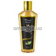 Массажное масло Plaisir Secret Paris Huile Massage Oil Natural, 250 мл - Фото №1