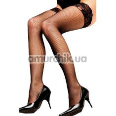 Чулки Anne D'ales Camilla, чёрные - Фото №1