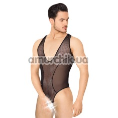 Боди мужское Body 4609, черное - Фото №1