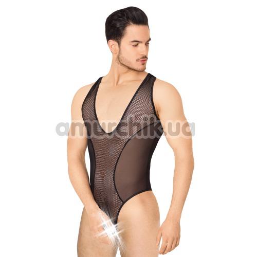 Боди мужское Body 4609, черное