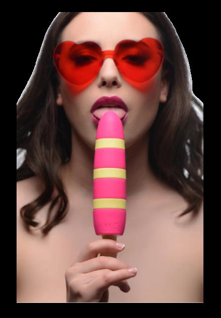 Вибратор-мороженое Popsicle