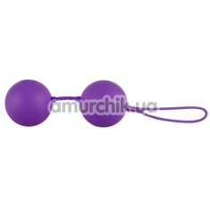 Вагинальные шарики XXL Balls, фиолетовые