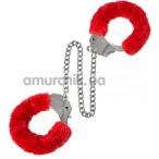Поножи Loveshop Metal Ankle Cuffs, красные - Фото №1