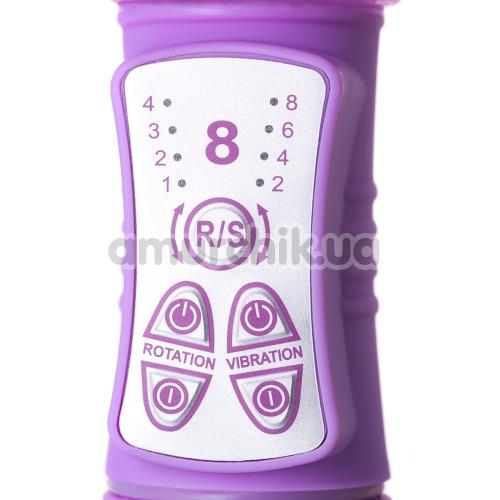 Вибратор A-Toys Vibrator 761032, фиолетовый