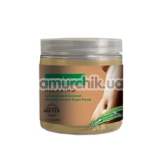 Сахарный скраб Intimate Organics Relaxing Warming Lemongrass and Coconut, 240 мл - Фото №1