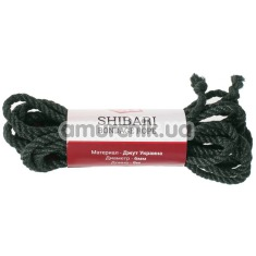 Веревка sLash Shibari Bondage Rope, зеленая
