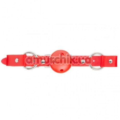 Кляп Loveshop S&M Gag 6140, красный