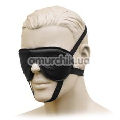 Маска XXdreamSToys Leder-Augenmaske, черная