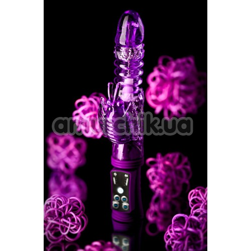 Вибратор A-Toys High-Tech Fantasy 765010, фиолетовый