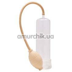 Вакуумная помпа Male Pump, прозрачная