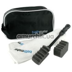 Набор для чистки и хранения Bathmate BM-230: сумка + полотенца + щётка - Фото №1