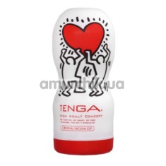 Мастурбатор Tenga Keith Haring Original Vacuum Cup - Фото №1
