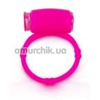 Виброкольцо Brazzers RF004S, розовое - Фото №1