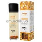 Массажное масло с янтарем Exsens Amber Jojoba Massage Oil - жожоба, 100 мл - Фото №1