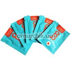 Лубрикант Boo Waterbased Lubricant Foils 2.5 мл, 5 шт - Фото №1