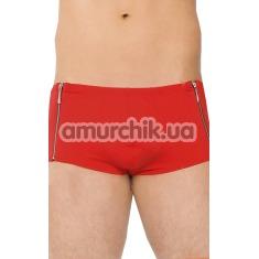 Трусы-боксеры мужские Shorts красные (модель 4500) - Фото №1