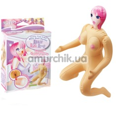 Секс-кукла в позе на коленях Little Liza Love Doll - Фото №1