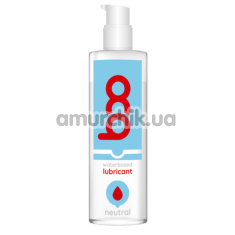 Лубрикант Boo Waterbased Lubricant Neutral, 150 мл - Фото №1