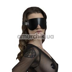 Маска на глаза Feral Feelings Blindfold Mask, черная - Фото №1