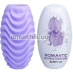 Мастурбатор Pretty Love Romantic Double-Sided Egg, фиолетовый - Фото №1
