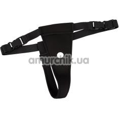 Трусики для страпона Harness Compatible With Various Dildos, черные - Фото №1