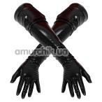 Перчатки Late X Handschuhe, черные - Фото №1