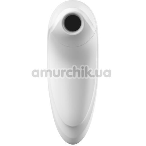 Симулятор орального секса для женщин Satisfyer Pro Plus Vibration, белый