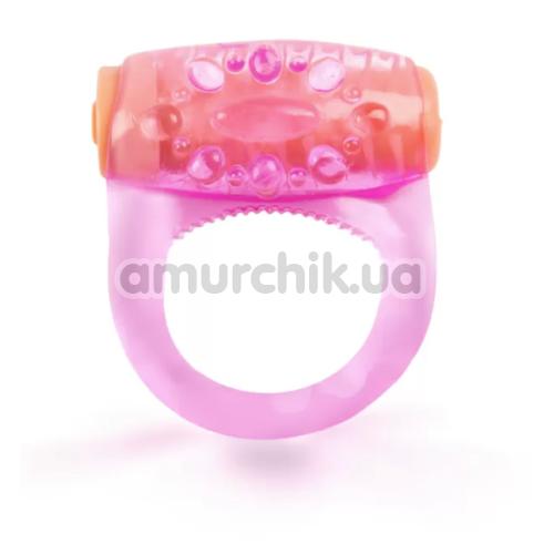 Виброкольцо Brazzers RC006, розовое - Фото №1