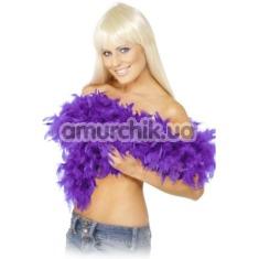 Боа Lux, фиолетовое - Фото №1