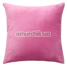 Подушка с секретом Small Valboa Pillow, розовая