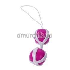 Вагинальные шарики Be Mine Balls, розовые