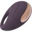 Виброкольцо Royal Fantasies Aveta, фиолетовое - Фото №3