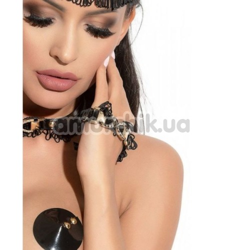 Браслеты Me-Seduce Cuffs 02, чёрные