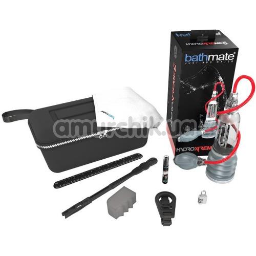 Гидронасос для увеличения пениса Bathmate HydroXtreme5, прозрачный
