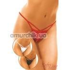 Трусики-стринги женские String черные (модель 2270) - Фото №1