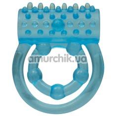 Виброкольцо Looping, голубое