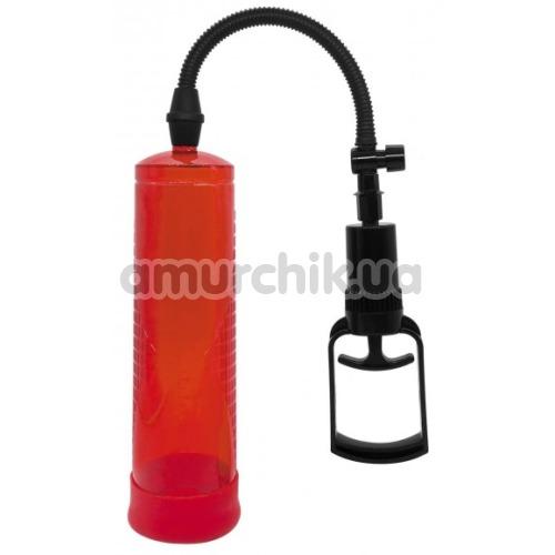 Вакуумная помпа Power Pump Max, красная - Фото №1