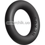 Эрекционное кольцо Nexus Enduro Plus, черное - Фото №1