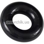 Эрекционное кольцо Bathmate Power Rings Barbarian, черное - Фото №1