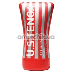 Мастурбатор суперразмерный Tenga UltraSize Soft Tube Cup - Фото №1