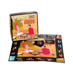 Коллективная эротическая игра Bumps and Grinds Game - Фото №1